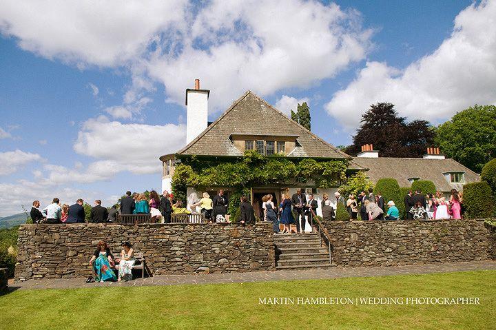 Broad Leys Lake District wedding venue.   Lake district ...