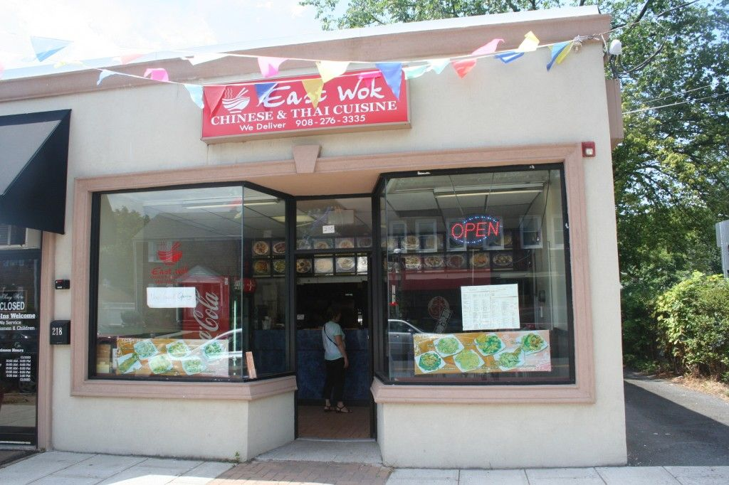 East Wok Chinese Pan Asian Restaurant Cranford Nj Cranford Westfield New Jersey Real Estate Asian Restaurants Wok Cranford