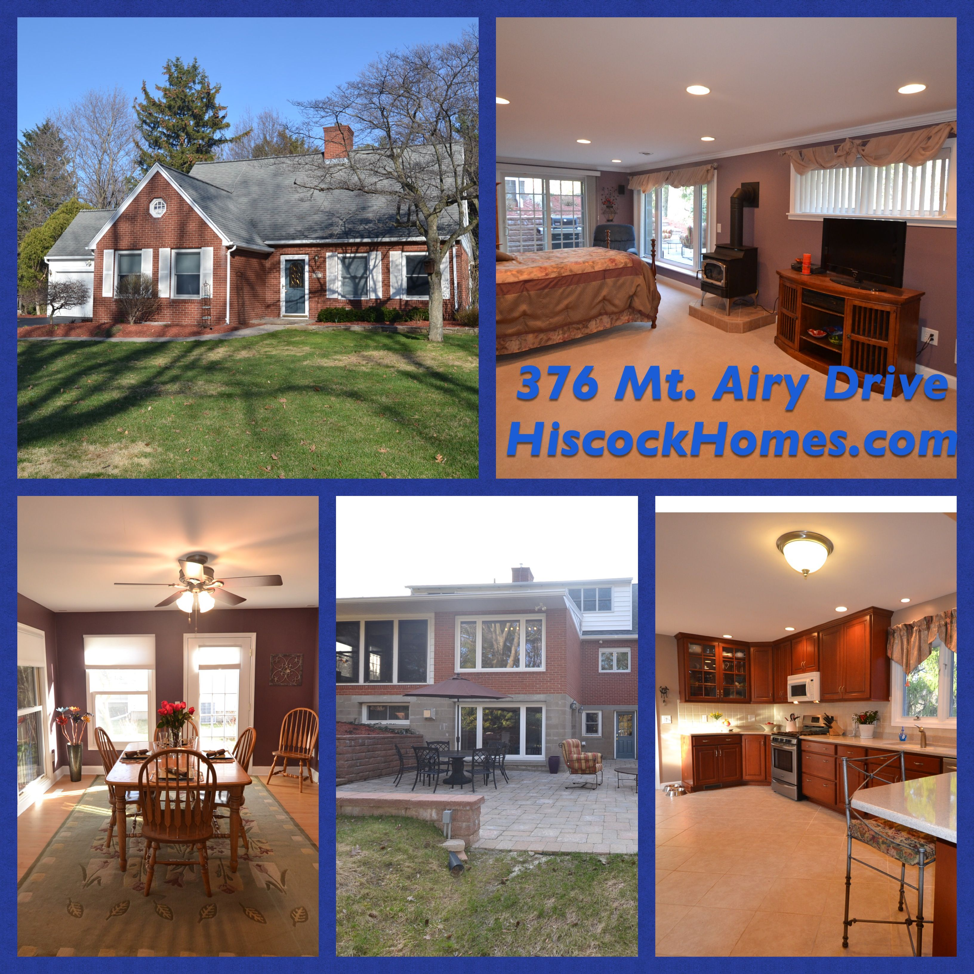 Just Listed 376 Mt Airy Drive In The Town Of Irondequoit Is A