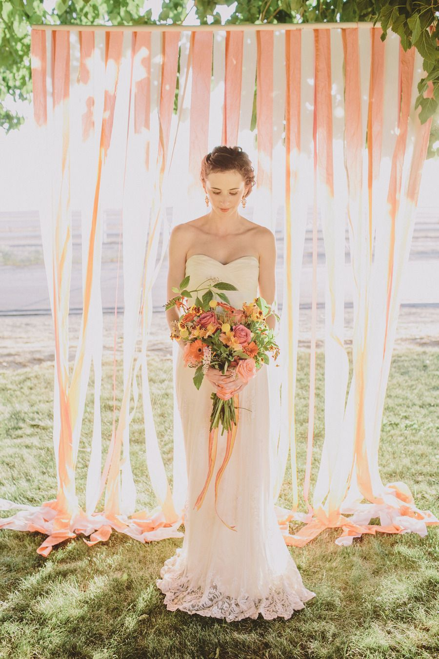 Citrus Inspired Photo Shoot from Anna Delores Photography