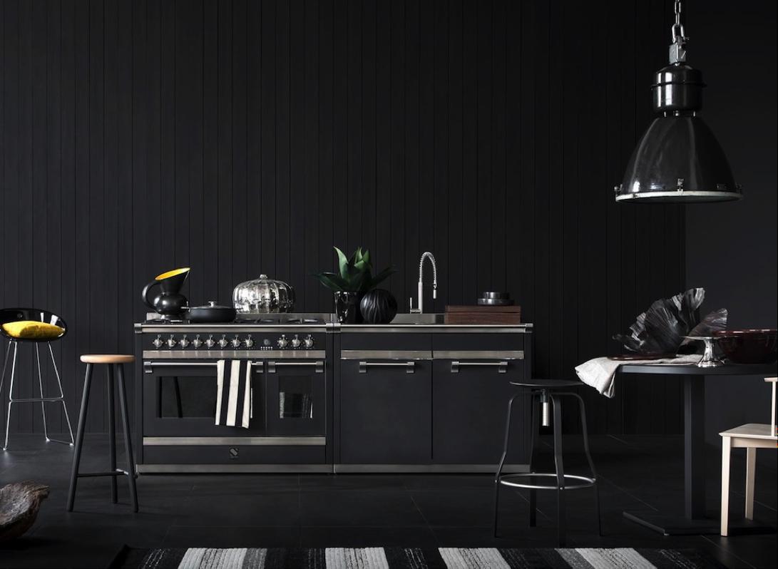 Steel ascot fornuizen keukens fornuizen en kookplaten gespot