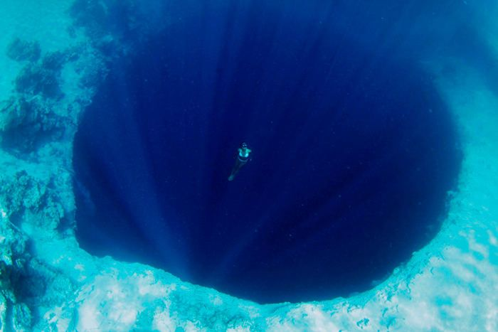 Best 25 Big Blue Hole Ideas On Pinterest Big Blue Whale