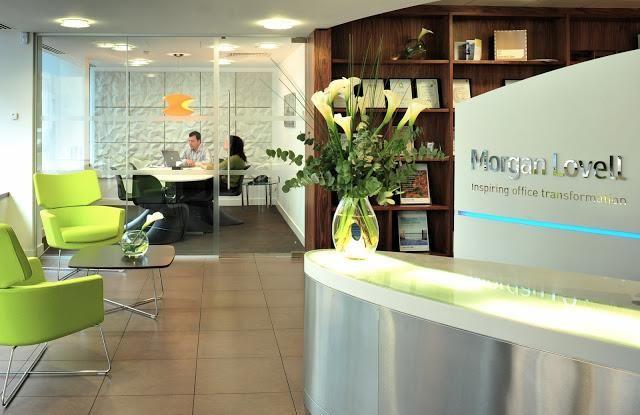 Office Ideas Reception Decor Ic Tasarim Ofisler Modern Ic