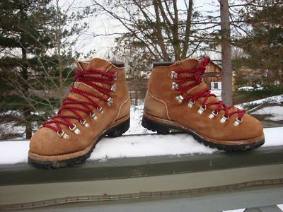 Dexter Vintage Hiking Boots.No kiiding