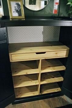 Arkelstorp Sideboard From Ikea Inside View Ikea Storage Storage And Organization Storage Solutions