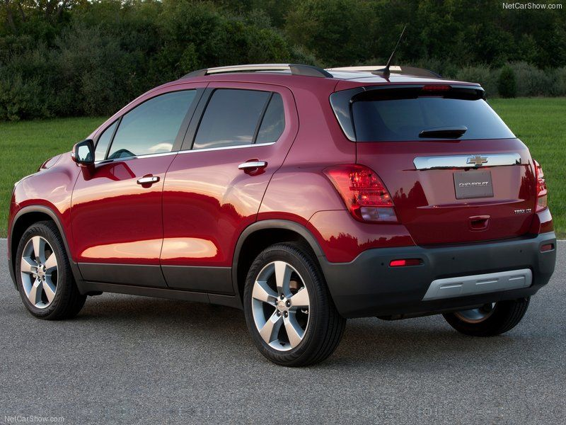 Chevrolet Trax Autos Pinterest Chevrolet Trax And Chevrolet