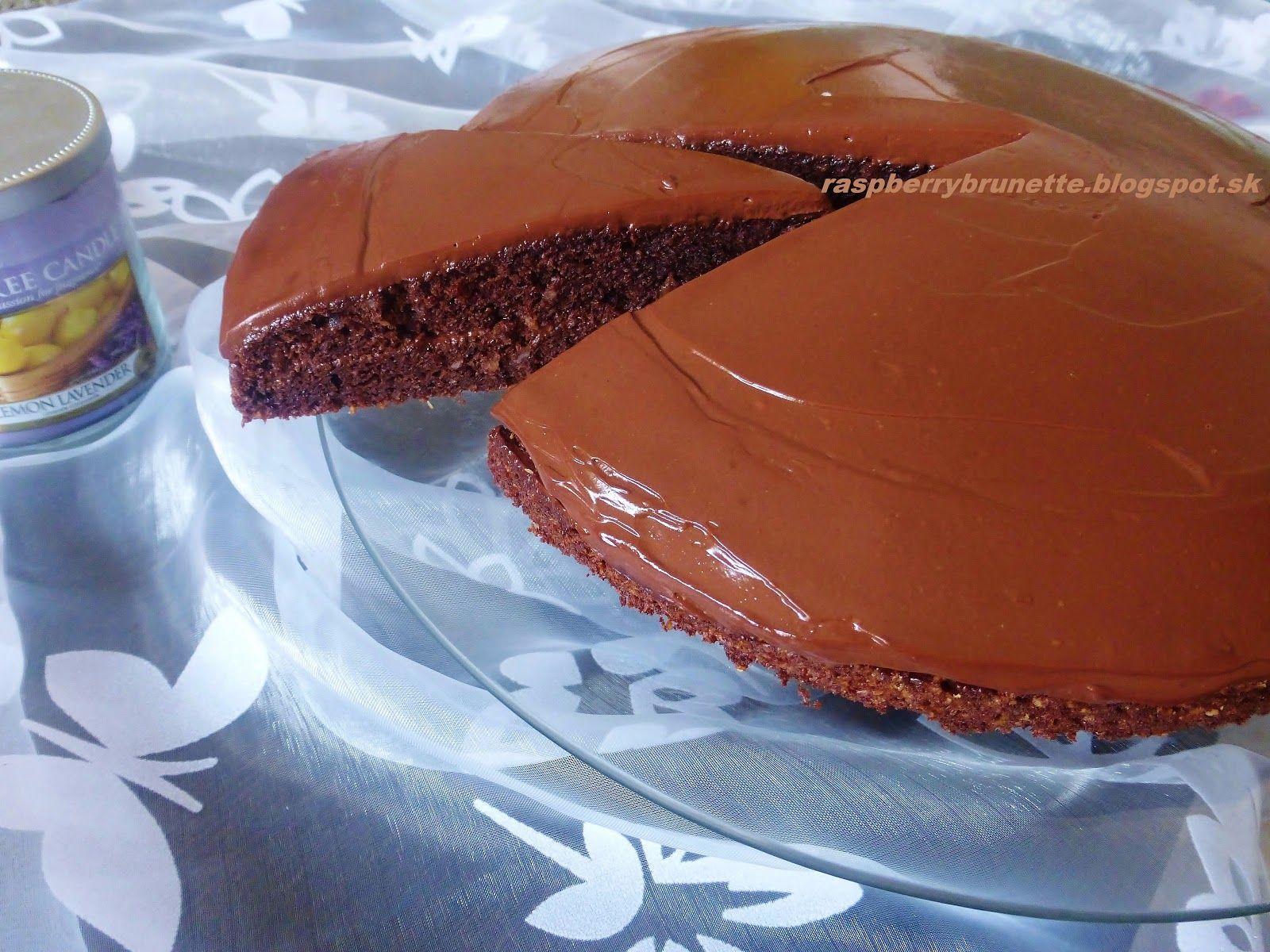 Raspberrybrunette: Čokoládový banánový koláč    Jednoduchý a rýchly k...
