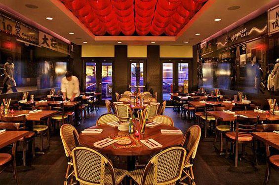 Chino Latino Restaurant New York