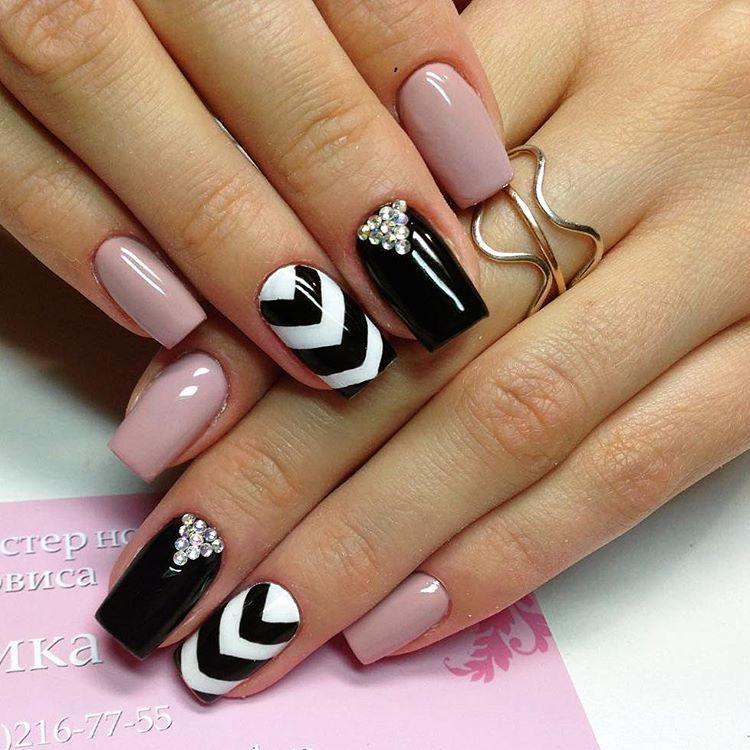 Pin by Lore Marani on Uñas | Pinterest | Nail trends 2015, Nail ...