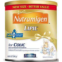 Enfamil Nutramigen Powder Formula 19 8 Ounce Enfamil Milk Packaging Baby Cereal