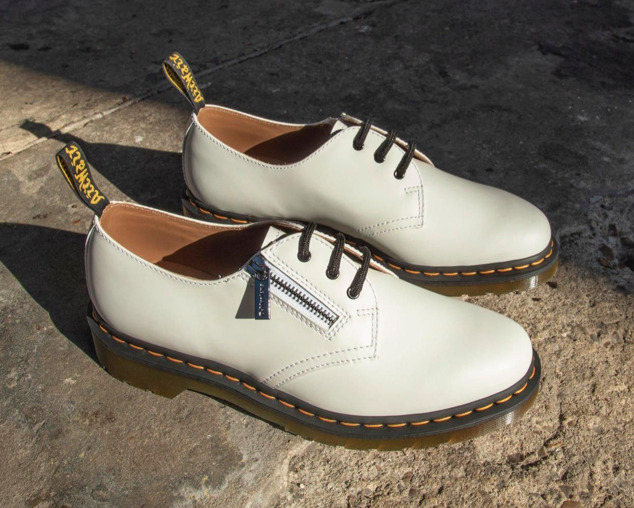BEAMS Dr. Martens Zipper or Patent Leather Derby | HYPEBEAST