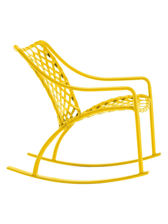 Tamiami Rocking Chair By Brown Jordan Tx At Gilt