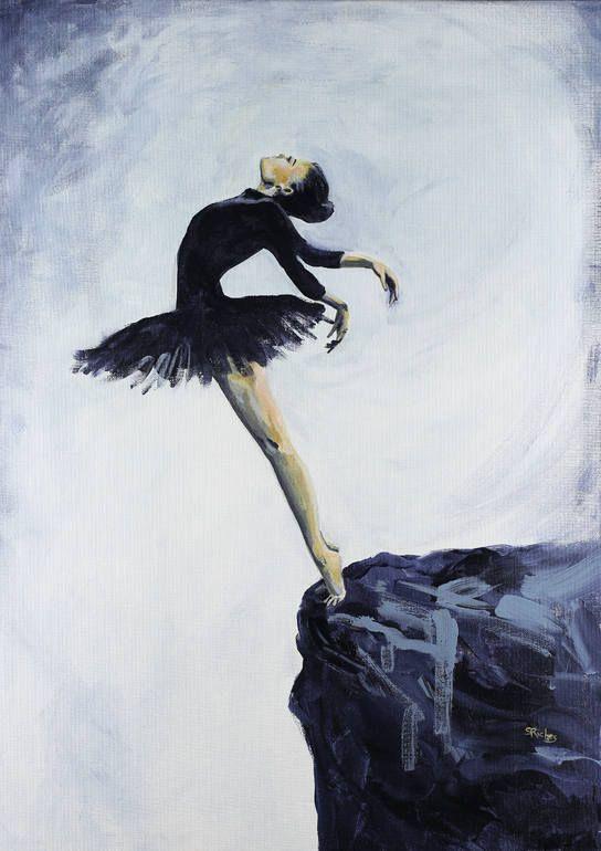 ☆ On The Edge :¦: Artist Sara Riches ☆