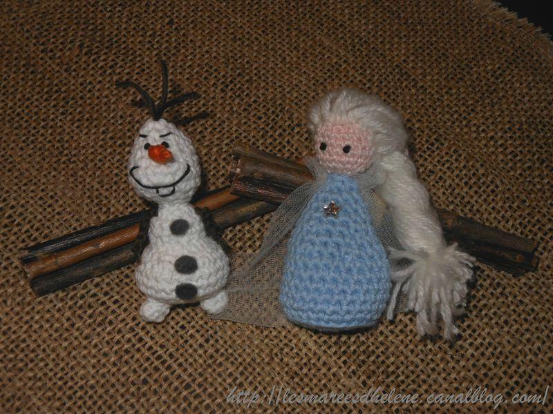 Amigurumi Patterns Olaf : Olaf frozen crochet my amigurumi olaf frozen