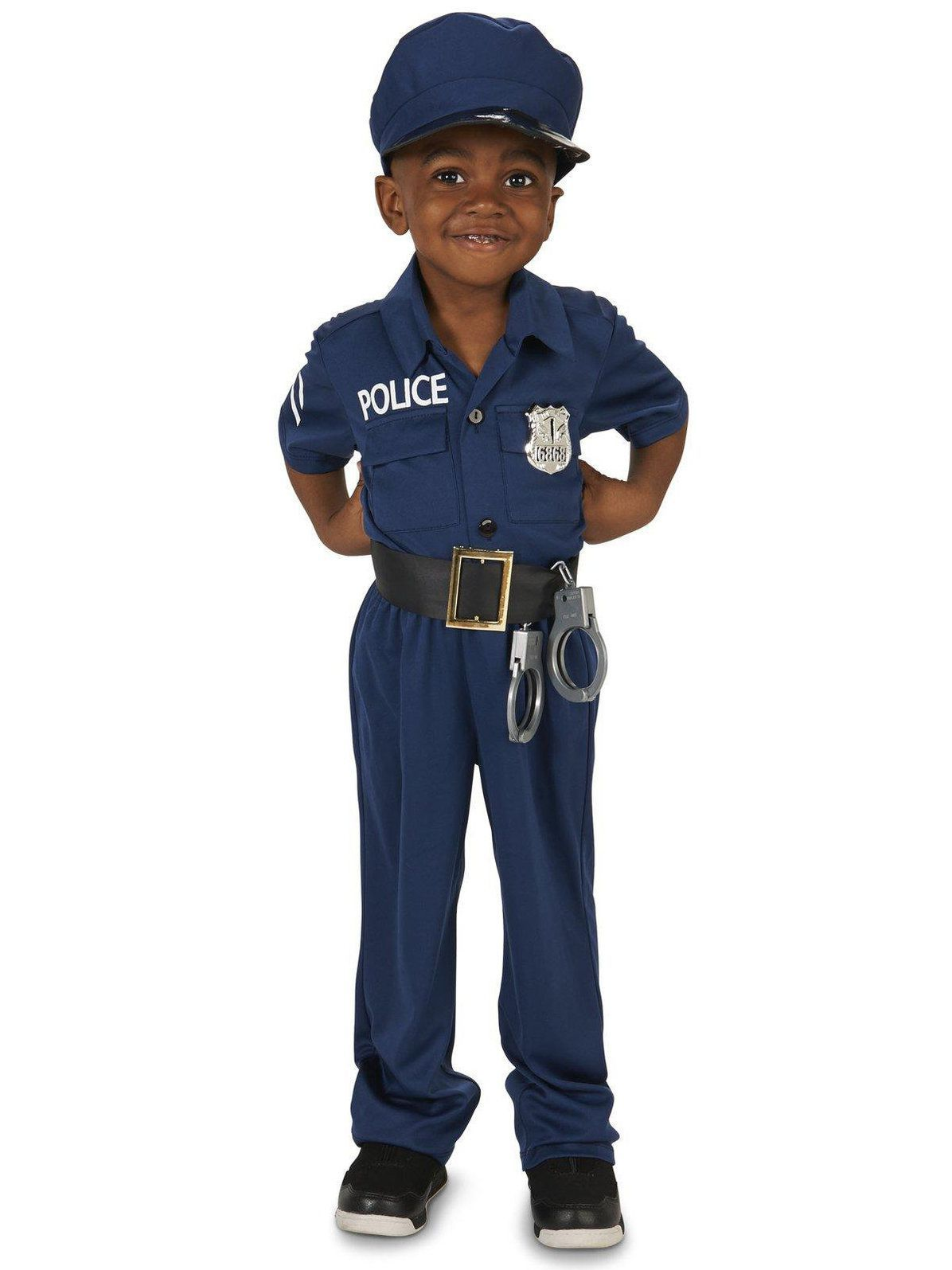 Police Officer Costume For Toddlers Officer Ad Spon