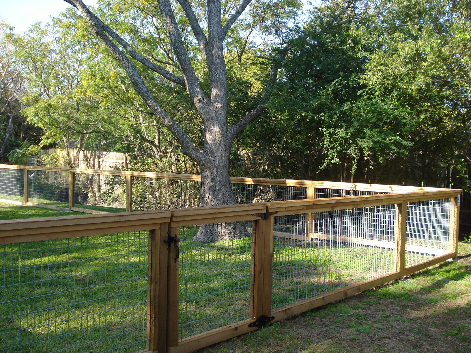 Wood Fences Gallery Viking Fence Bull Panel Fence With Top Cap And Trim 3 Backyard Fences Privacy Fence Designs Fence Design