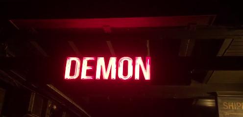 have fun Demon aesthetic, Demon