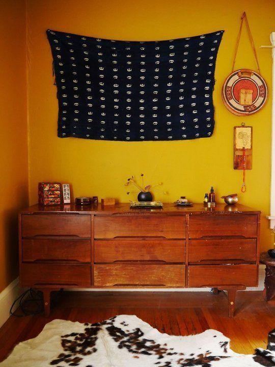 Ayah's Bicoastal Craftsman Bungalow — House Tour   Apartment Therapy
