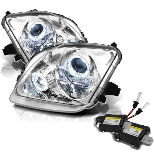Carpart4u 6000K Xenon HID Performance Headlights Package for Honda Prelude Halo Chrome Projector Headlights Carpart4u http://www.amazon.com/dp/B008OM1C44/ref=cm_sw_r_pi_dp_DnrMtb00E3DPGXTY