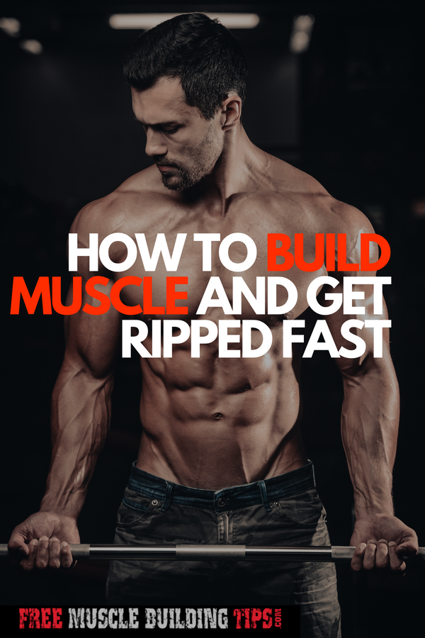 How To Get Ripped 7 Tips To Increase Your Testosterone Levels Naturally