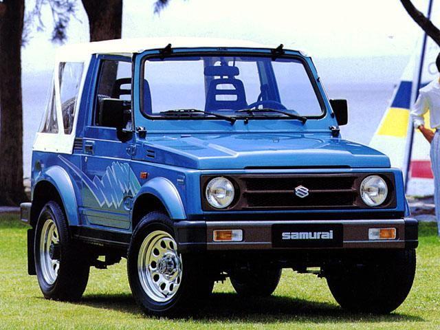suzuki samurai suv blue suzuki cars cool stuffs suzuki. Black Bedroom Furniture Sets. Home Design Ideas