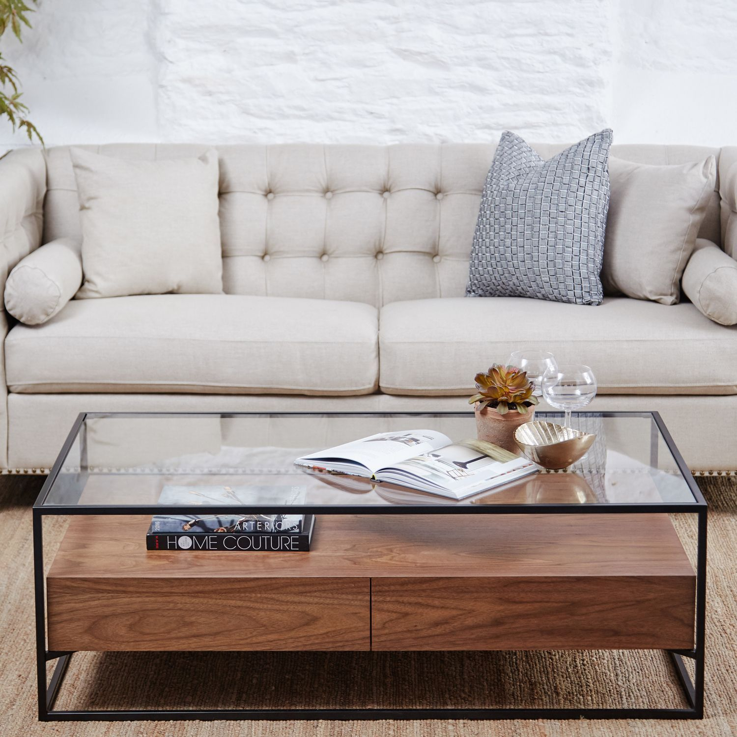 Table Inspirations For Your Next Interior Design Project Check More Mid Century Pieces At Http Essent Center Table Living Room Furniture Design Coffee Table Living room glass table