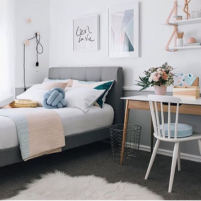 Bedroom Design For Teenagers Instagram Postin And Out Decor Inandoutdecor  Bedrooms