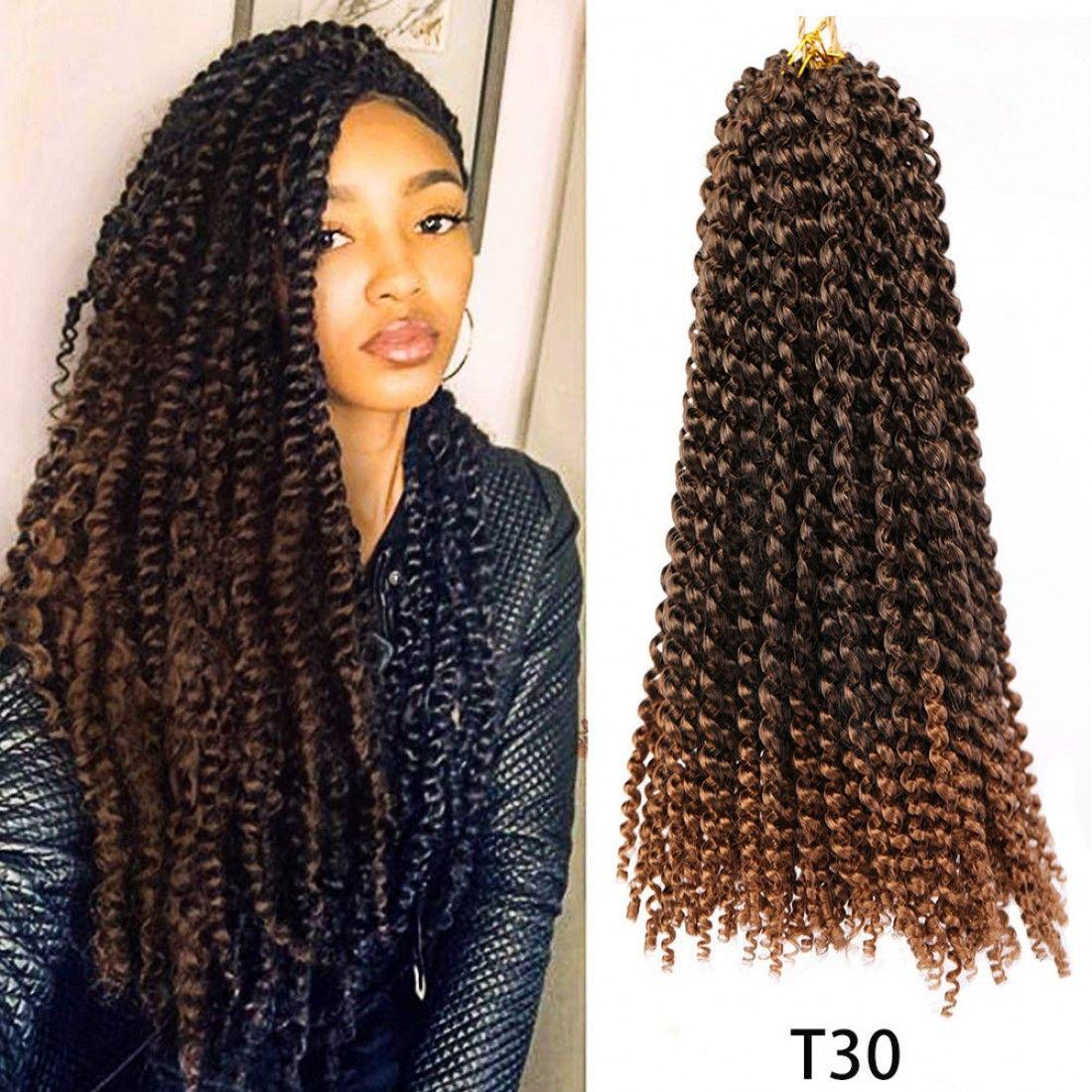 18 Inch Passion Twist Crochet Hair Twist Hairstyles Crochet Hair Styles Crochet Braids Hairstyles