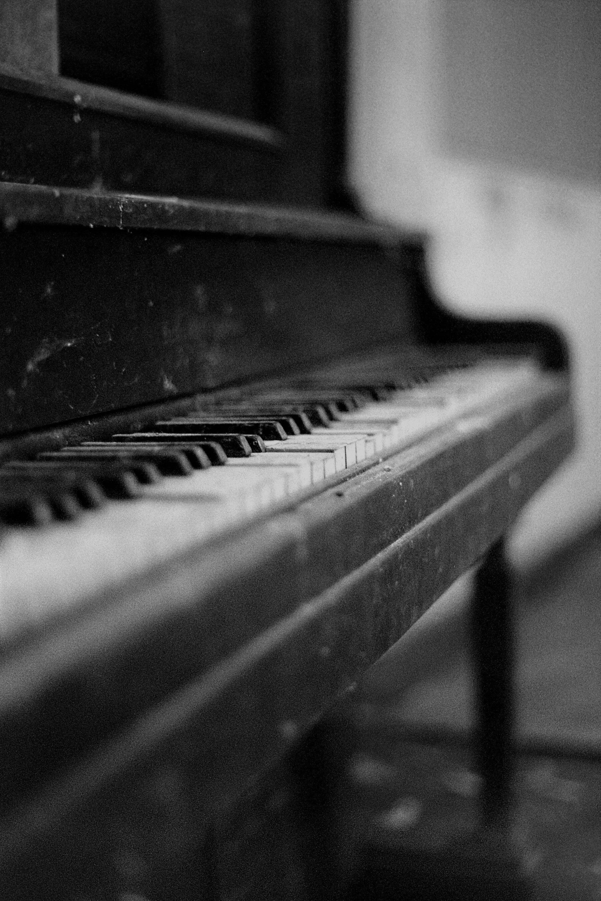 Monochrome Piano 2k Wallpaper Hdwallpaper Desktop Piano Hd Wallpaper Culture Art Hd wallpaper piano keys macro musical