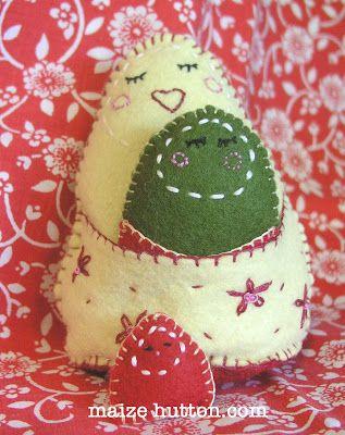Maize Hutton: A Matryoshka Doll for YOU!