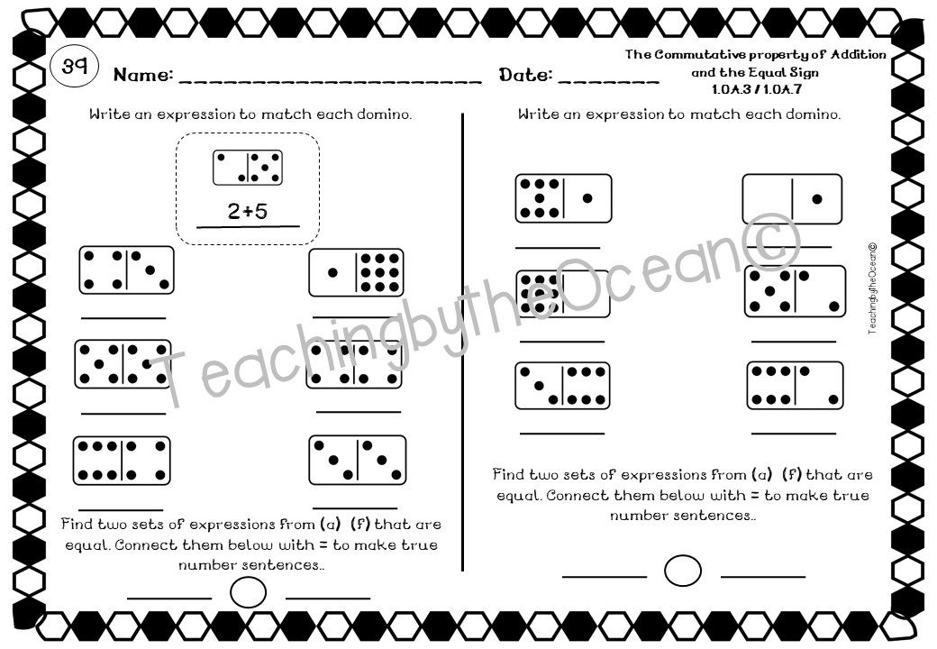 Add And Subtract Small Numbers Math Printables Set 1 Distance Learning Math Printables Math Adding And Subtracting