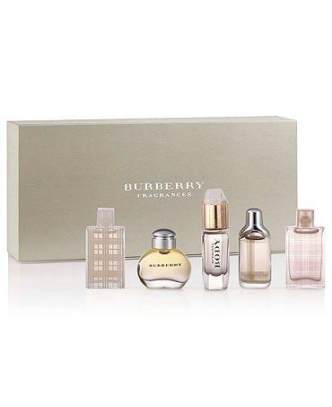 A Nice Fragrance Is Always Needed Burberry Fragrance Perfume Mini Fragrance