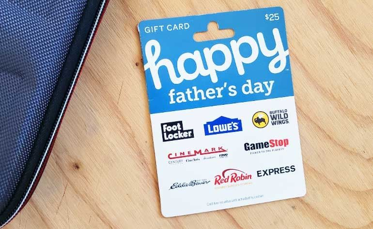 Happy fathers day gift card with the most choices happy