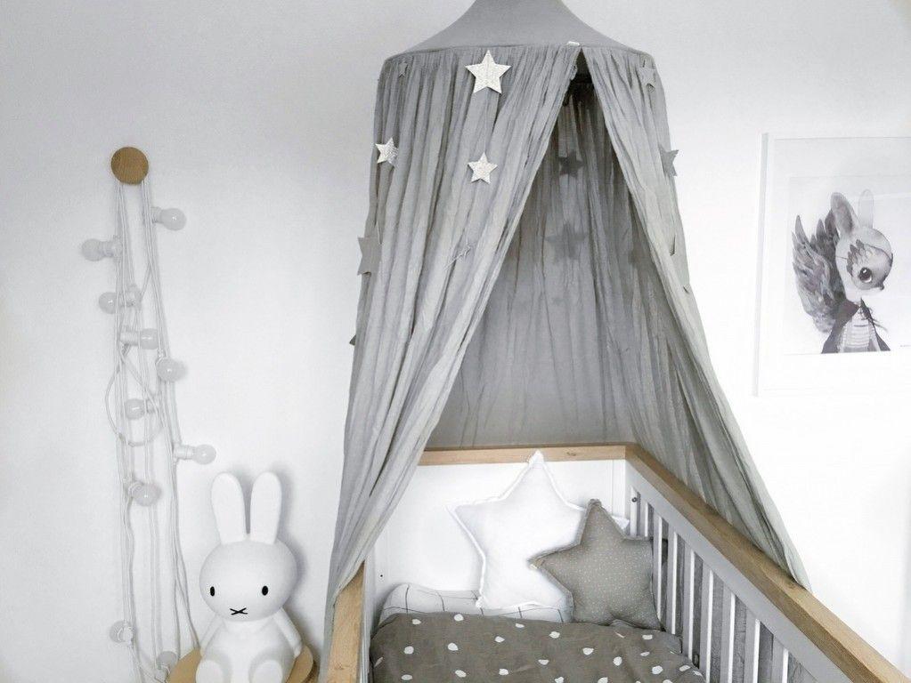 Le ciel de lit Numero 74 Nursery, Room and Babies - guirlande lumineuse pour chambre bebe