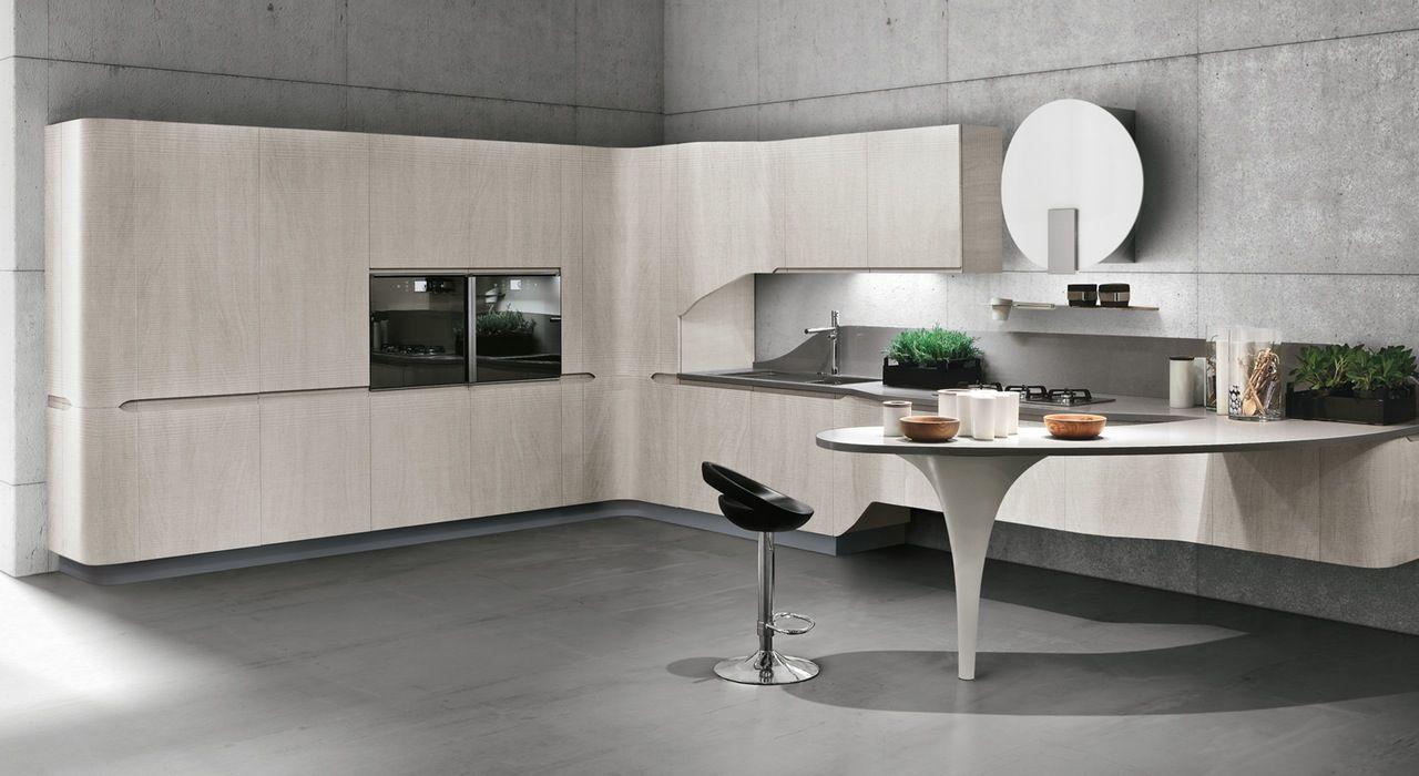 Great Cucine Moderne Stosa Modello Cucina Bring 07