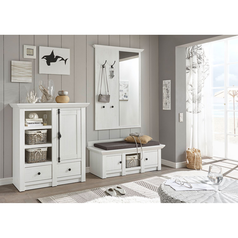 Garderobenbänke | Garderobe mit Bank für Komfort im Flur | home24