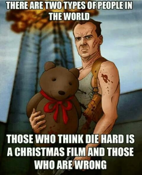 Yippee Ki Yay Types Of People Die Hard Best Funny Pictures Enjoy the meme 'yippee ki yay' uploaded by krlosdead. yippee ki yay types of people die