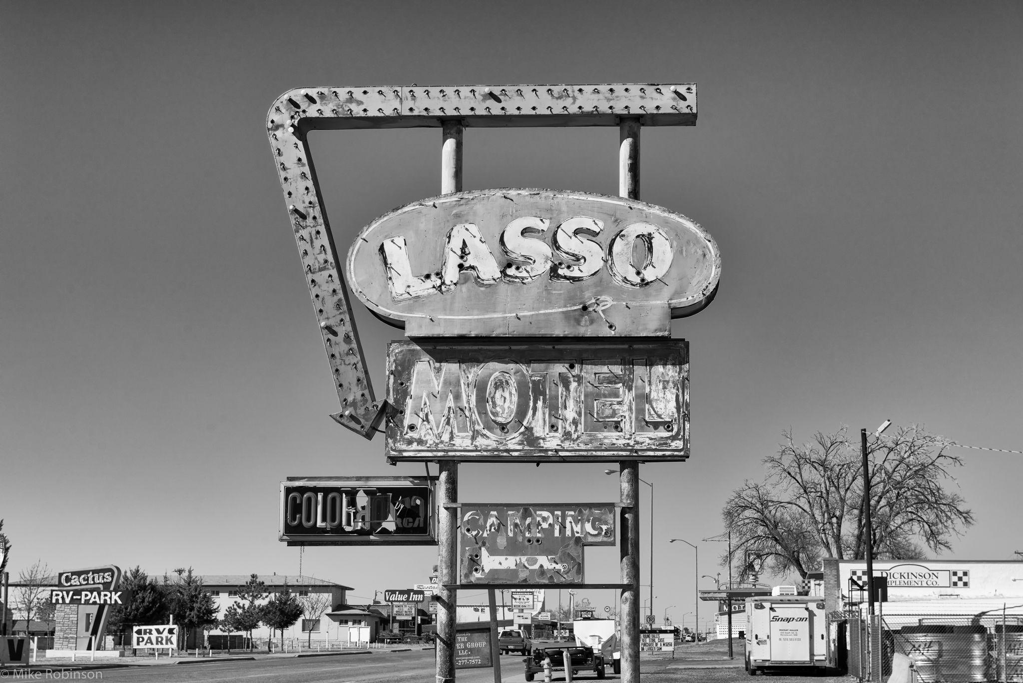 Lasso Motel San Jon
