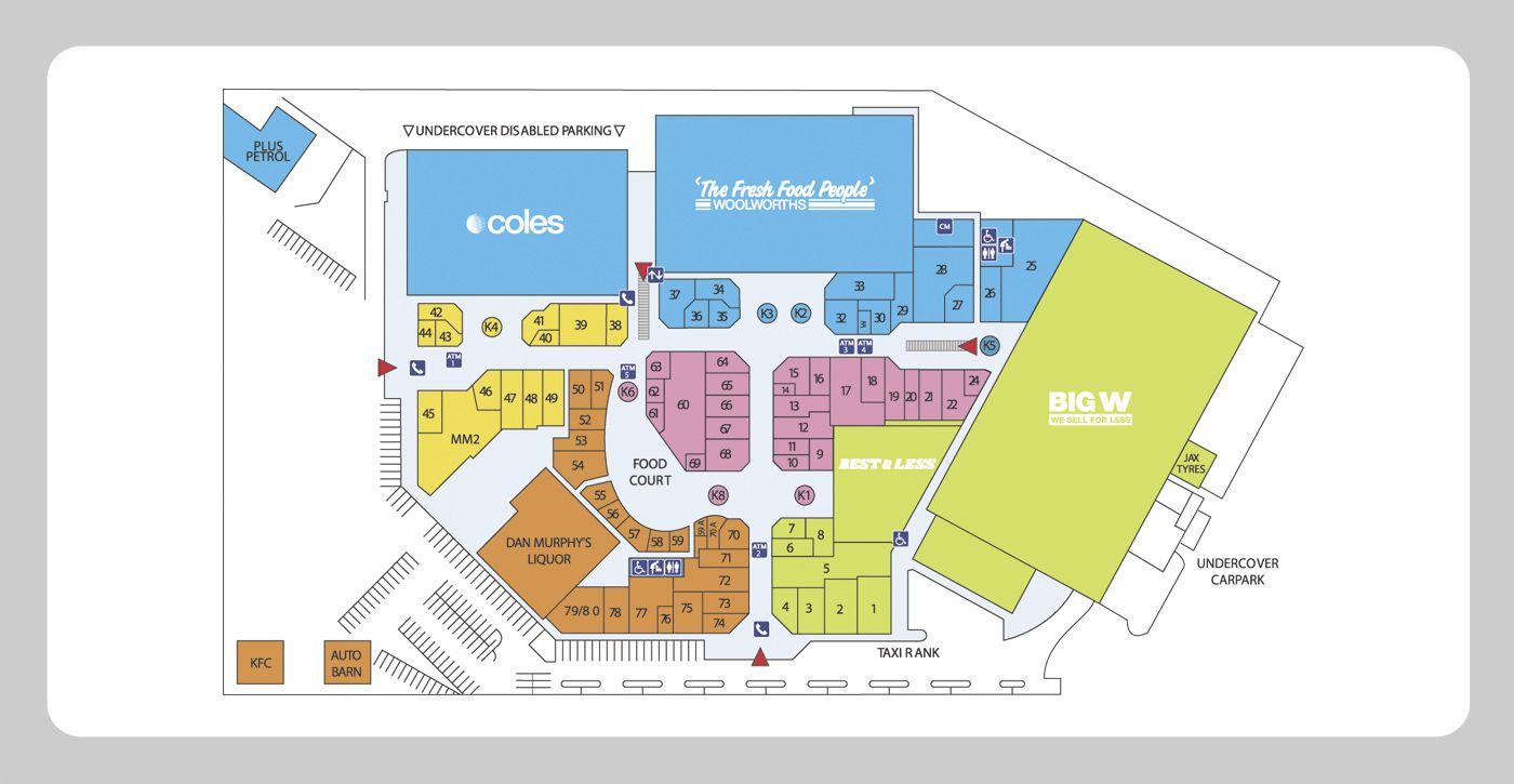 Green hills shopping centre plan darwing pinterest