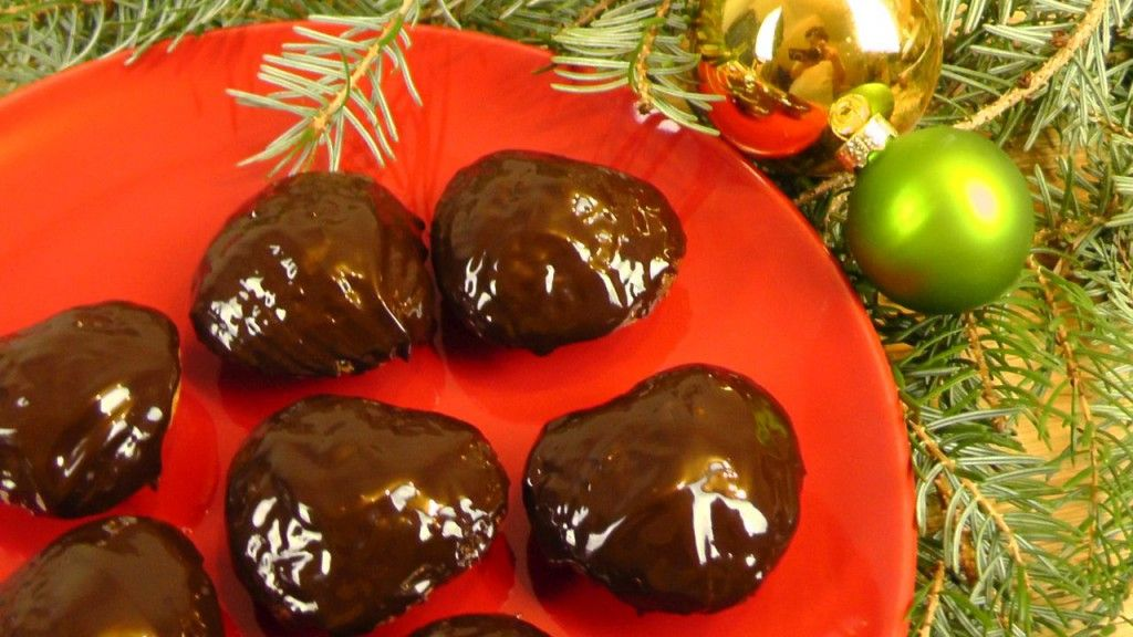 Herzen aus saftigem Lebkuchen on http://derbiokoch.de