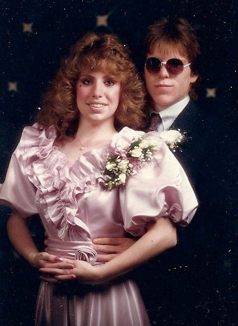 """""""In the fall of '85, when I was a junior in high school, a new, slick student asked me to go to Homecoming. I was smitten and immediately said yes. After my mother bought me a rather expensive (and fluffy) dress, the slick boy of my dreams asked someone else and dumped me. I was [...]"""