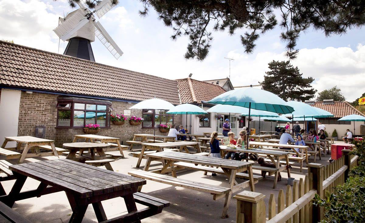 The Windmill Tearooms