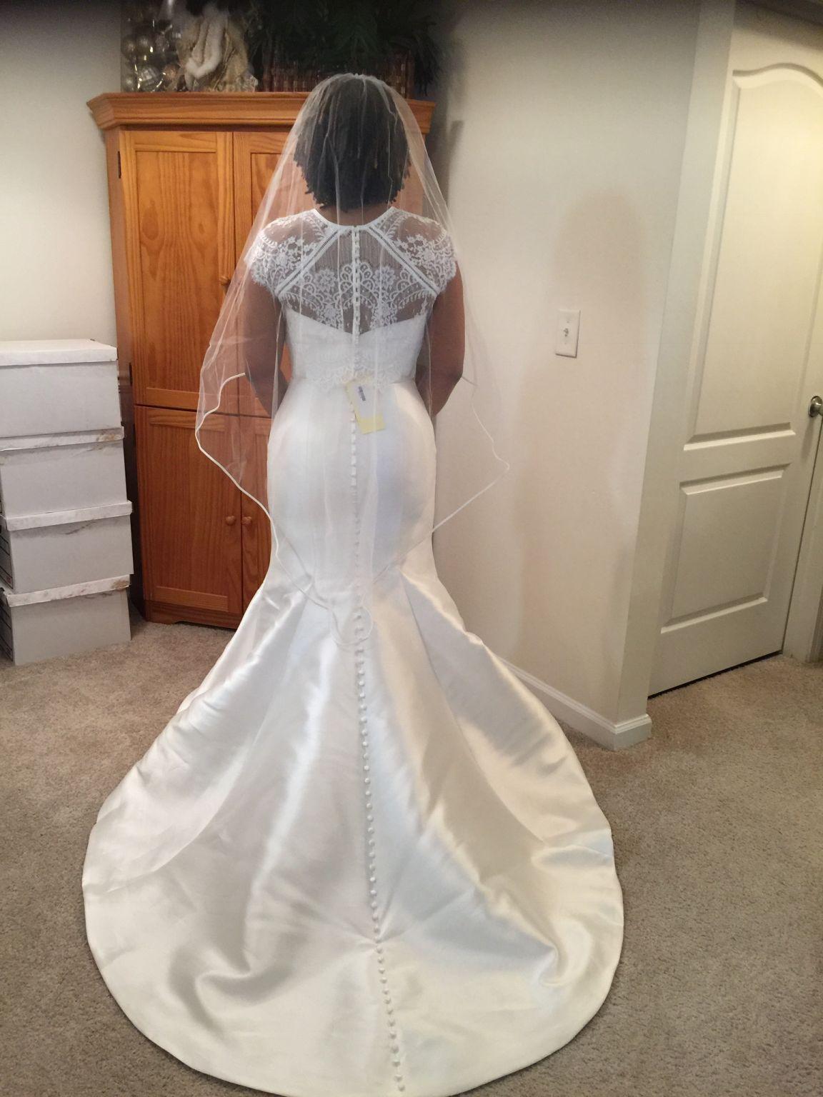 Allure Bridals 3000 Wedding Dress New Size 16 539 Dresses Wedding Dresses Allure Bridal [ 1536 x 1152 Pixel ]