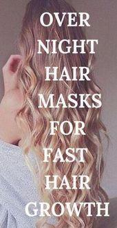 Best hair growth overnight mask ideas