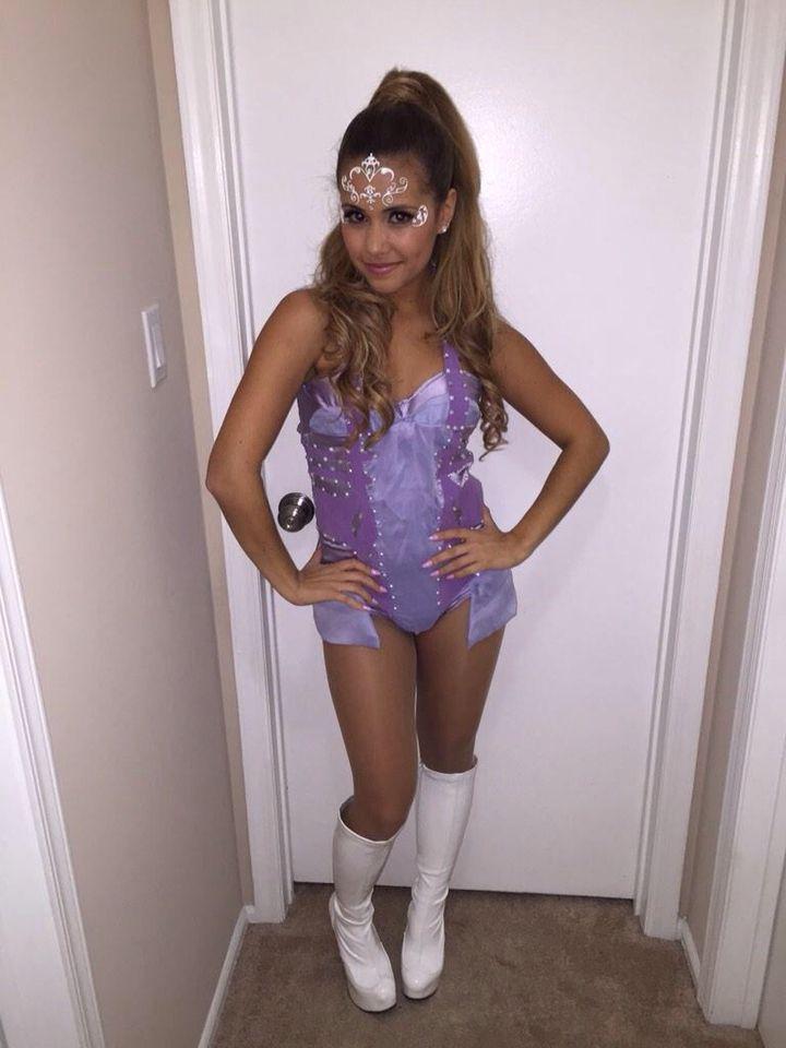 Ariana Grande Halloween Costume 2019.Ariana Grande Costume Halloween In 2019 Hot Halloween Costumes