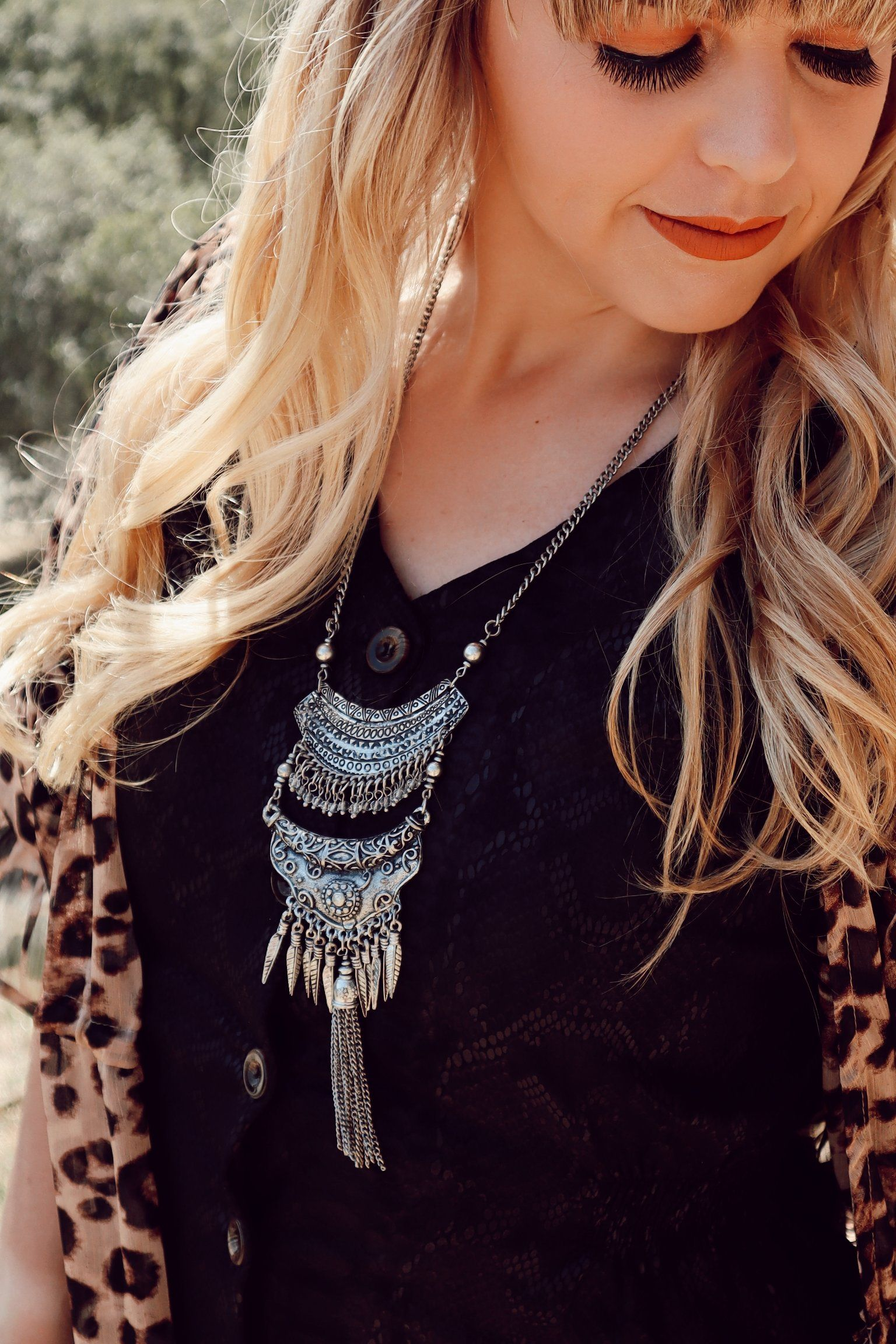 Silver Springs Halskette