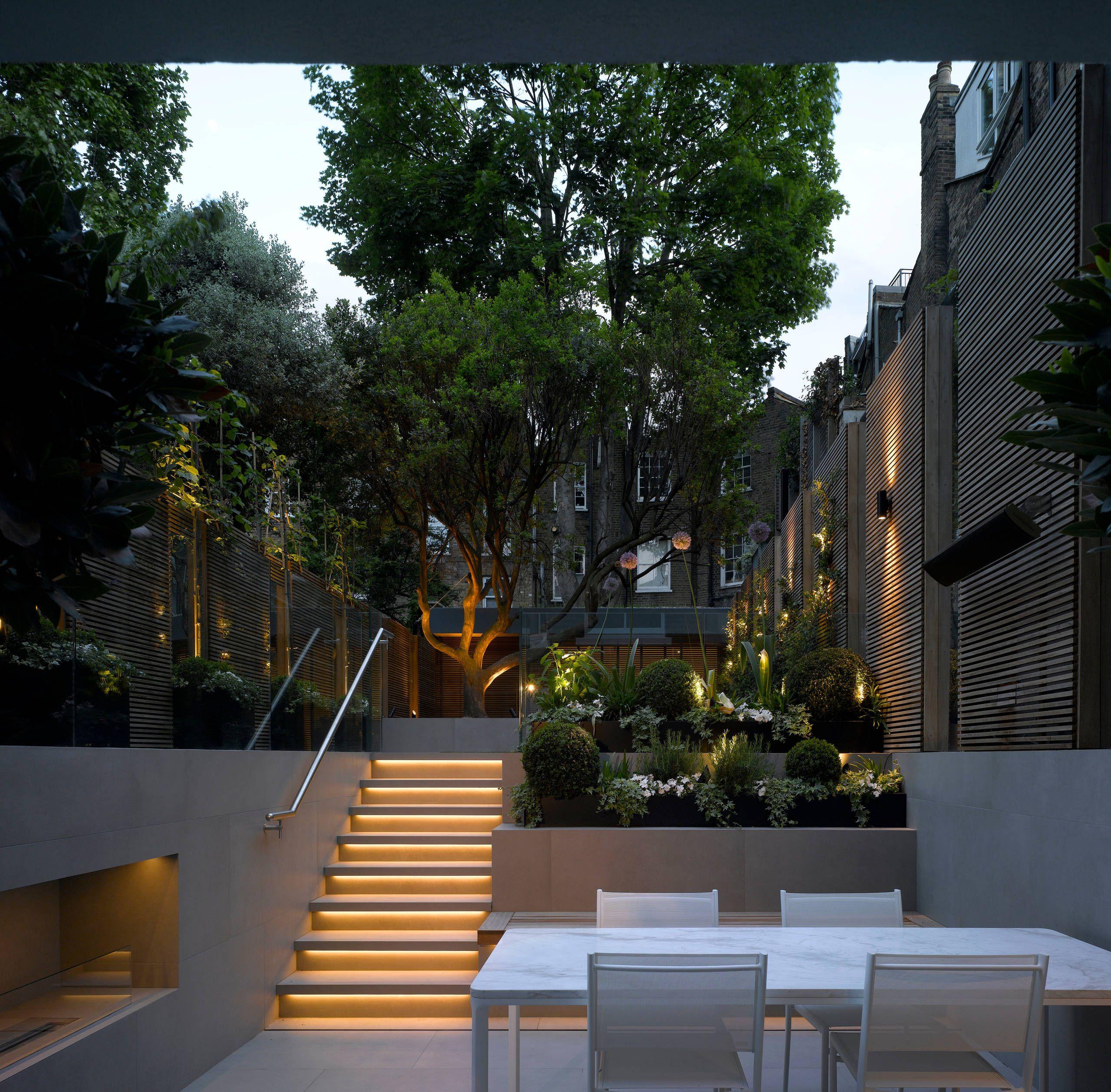 Modern Garden Decor And Landscape Ideas
