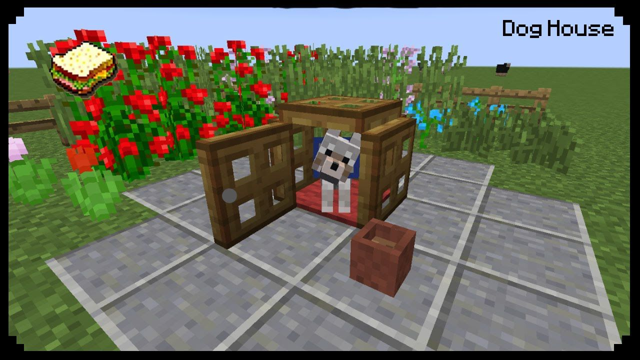 Image Result For Can We Make A Basket For A Pet In Minecraft Minecraft Decorations Minecraft Designs Minecraft Creations