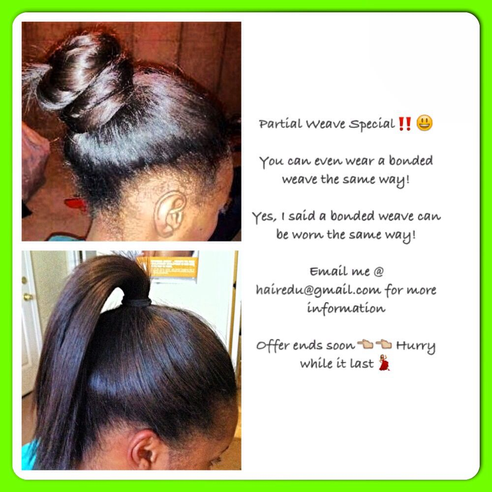 17++ Partial sew in styles ideas in 2021