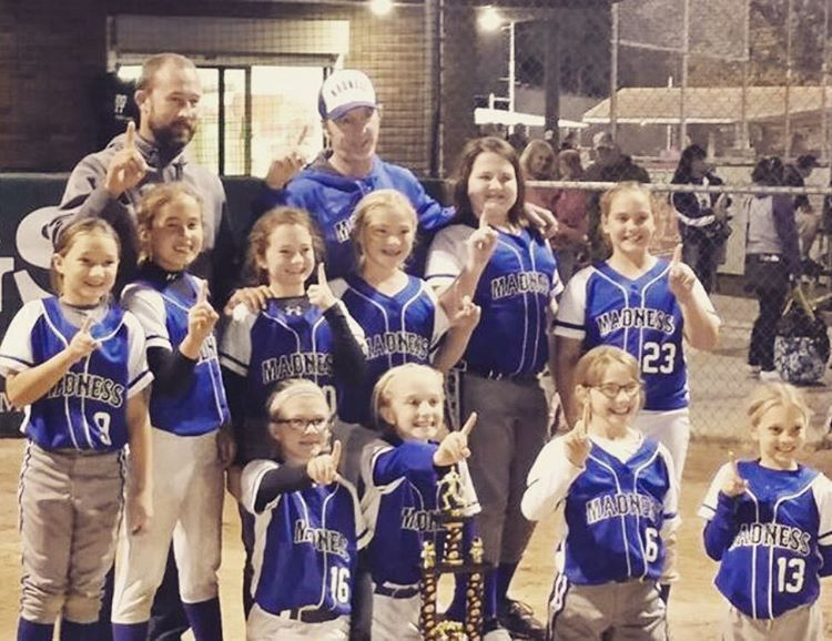 Big Congrats To Midstate Madness 10u One Of The Softball Teams